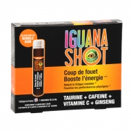 Musculation et Fitness - Energie - IGUANA SHOT 7 UNIDOSES