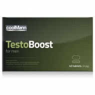 Stimulants Sexuels - Stimulants sexuels - TestoBoost for men (40 comprimés)