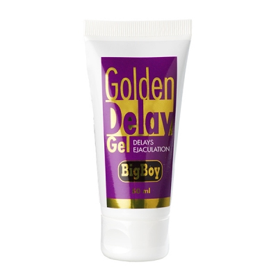 Gels retardants - Retardant Golden Delay Gel 50ml