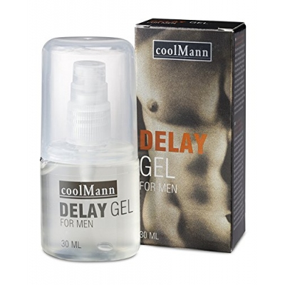 Gels retardants - Gel retardant Coolmann Delay gel 30 ml