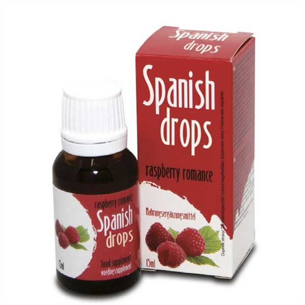 Stimulants sexuels - Spanish Drops (15 ml)